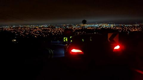 Modo Visión Nocturna