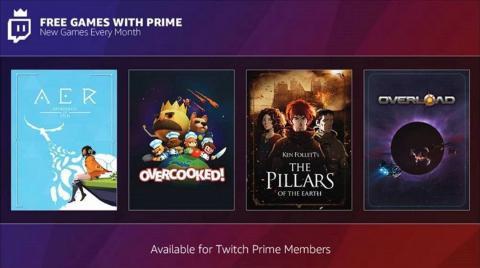 Los Juegos Gratis En Twitch En Noviembre Cuestan 86 Euros En Steam