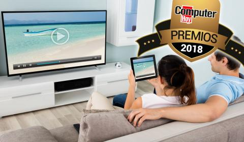 Mejor smart tv de gama alta Premios ComputerHoy
