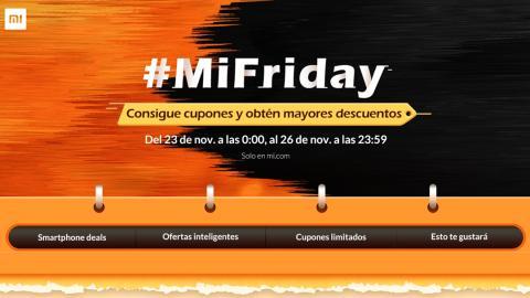 Las mejores ofertas en el Black Friday de Xiaomi en España