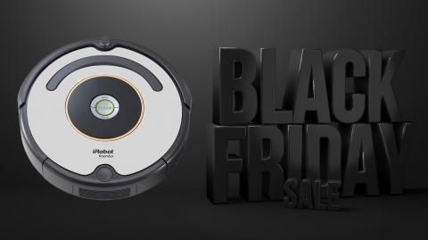 Black Friday Robot aspirador
