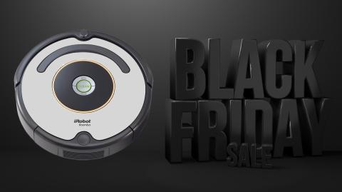 Black Friday Robot aspirador