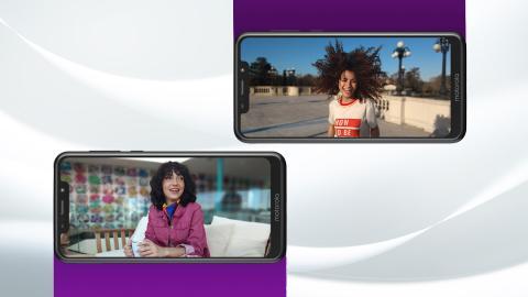 Motorola One, juega con los colores y los efectos creativos de su nueva cámara