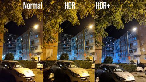 Muestra HDR Pixel 3XL