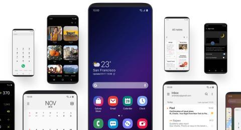 One UI Samsung