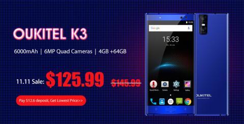 Oukitel rebaja el precio de sus móviles