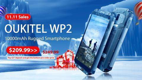 Oukitel WP2 en oferta