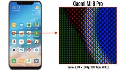 Pantalla Xiaomi Mi 8 Pro