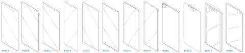 Patentes Samsung Galaxy S10