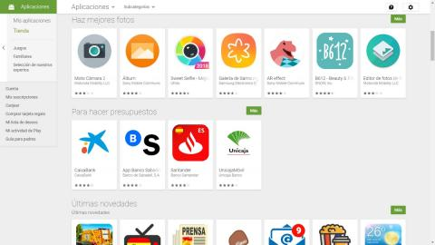 Trucos Google Play Store