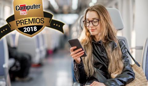 Premios ComputerHoy 2018 smartphone gama entrada