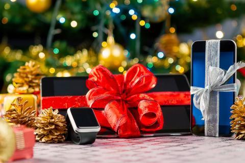 regalo navidad movil