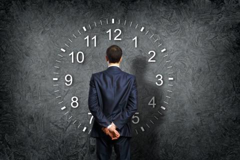 Reloj paso del tiempo