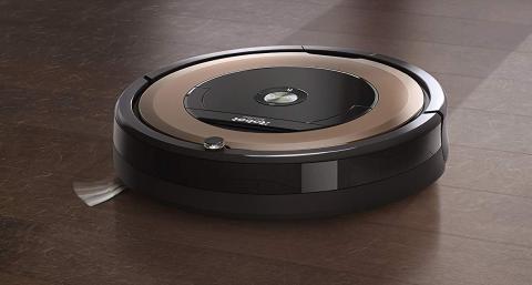 robot aspirador roomba 895
