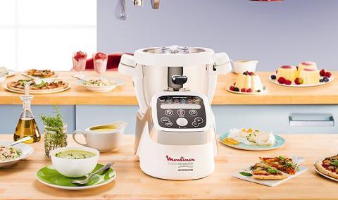 robot de cocina moulinex barato