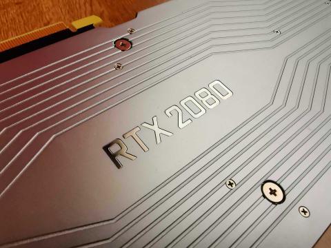 RTX 2080 análisis