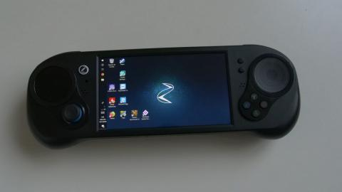 Smach Z La Consola Portatil Con Juegos De Pc Se Estrena Con Gta V