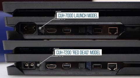 Nuevo modelo PS4 Pro