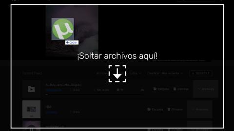 Trucos para uTorrent Web