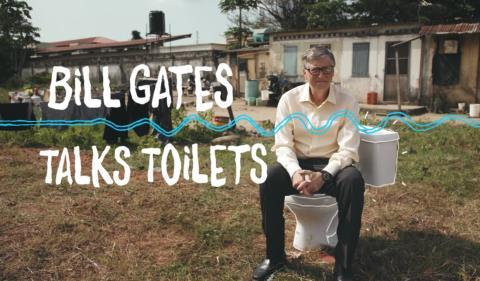 WC de Bill Gates