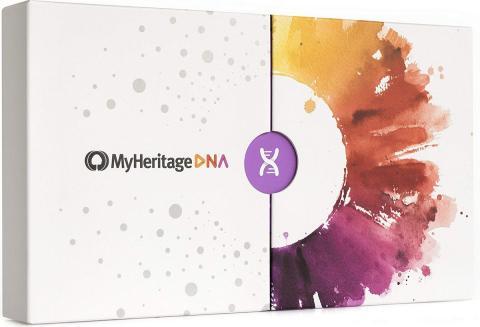 Kit de ADN MyHeritage DNA
