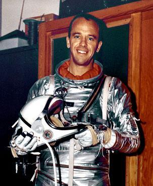 primer astronauta estadounidense en orbitar la Tierra