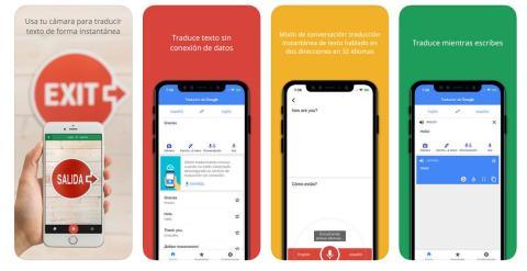 app movil google traductor
