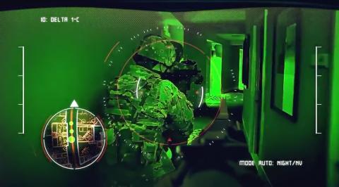 Realidad aumentada militar
