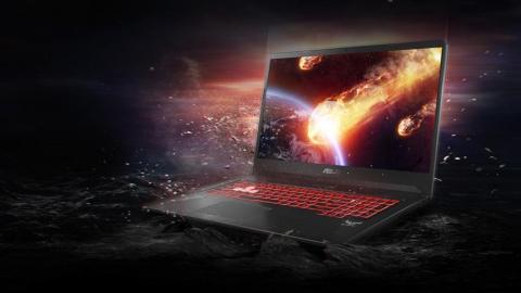 d0189d29a570 ASUS TUF Gaming FX705, resistencia y fiabilidad extrema en cada ...