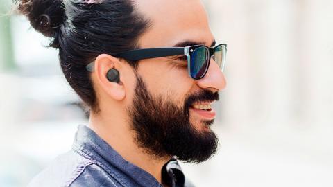 Auriculares 100% inalámbricos de SPC