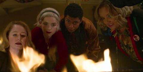 Aventuras de Sabrina - Especial de Navidad