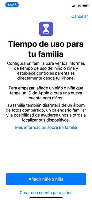 control parental ios