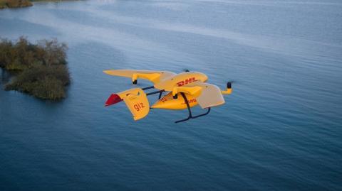Dron autónomoD
