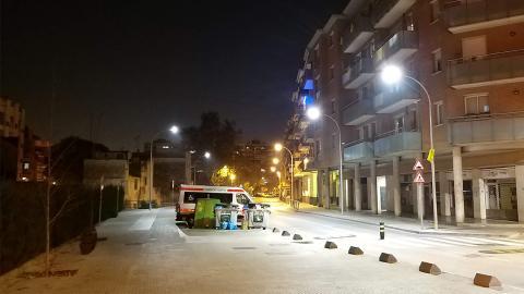 Fotos nocturnas Samsung Galaxy A9