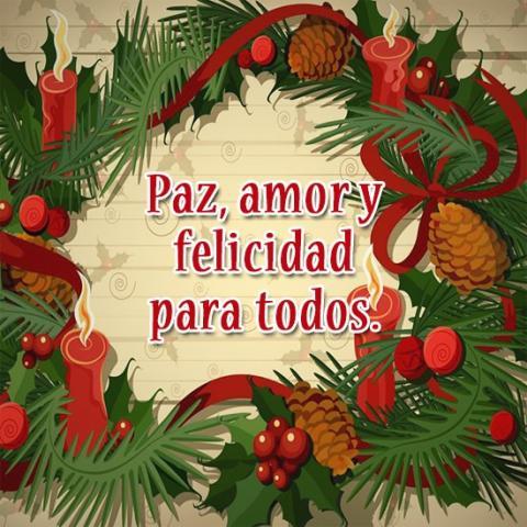 Felicitaciones De Navidad Frases Cortas.Las Mejores Frases En Imagenes Con Felicitaciones De Navidad
