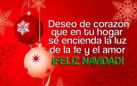 Las Mejores Frases En Imagenes Con Felicitaciones De Navidad