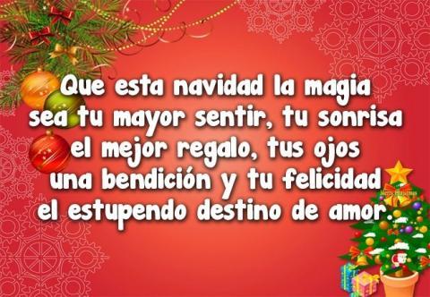 Frases Bonitad De Navidad.Las Mejores Frases En Imagenes Con Felicitaciones De Navidad