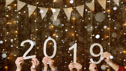 WhatsApp Phrases to congratulate New Year 2019