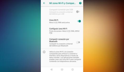 Funciones curiosas de Android