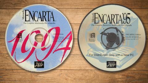 Historia de Encarta