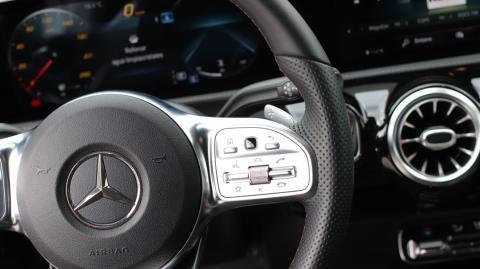 Interior del Mercedes Clase A 2018-2019