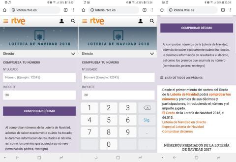 Lotería RTVE