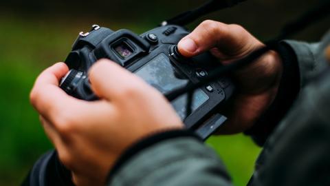 Las mejores cámaras profesionales réflex y EVIL de 2018
