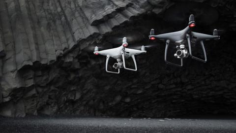 Los mejores drones para uso profesional de 2018
