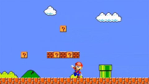 Modder Super Mario Bros