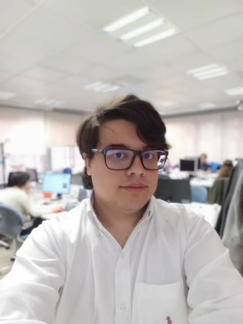 Modo retrato en Fotografía ejemplo Samsung Galaxy tab S4