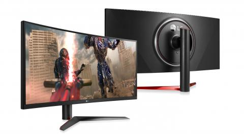 Monitor LG UltraWide 2019