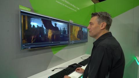 Editor de vídeo 8k