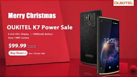 Oukitel k7 Power