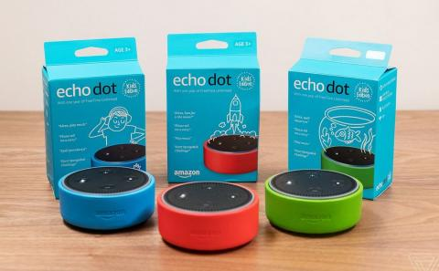 Amazon Echo Kids Edition